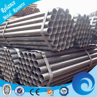 HIGH QUALITY ERW CARBON STEEL WELDED PIPE / TUBE IN MANUFACTURER