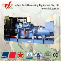 328KW Low Noise Diesel Generator With Shangcai