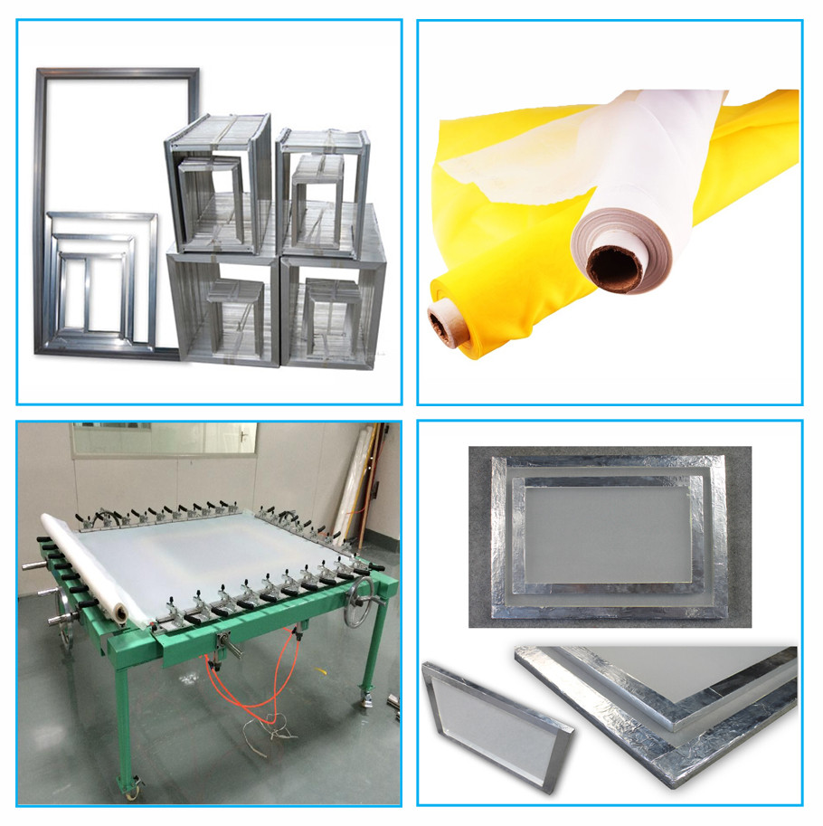 Aluminum Frame for Silk Screen Printing Alibaba uk