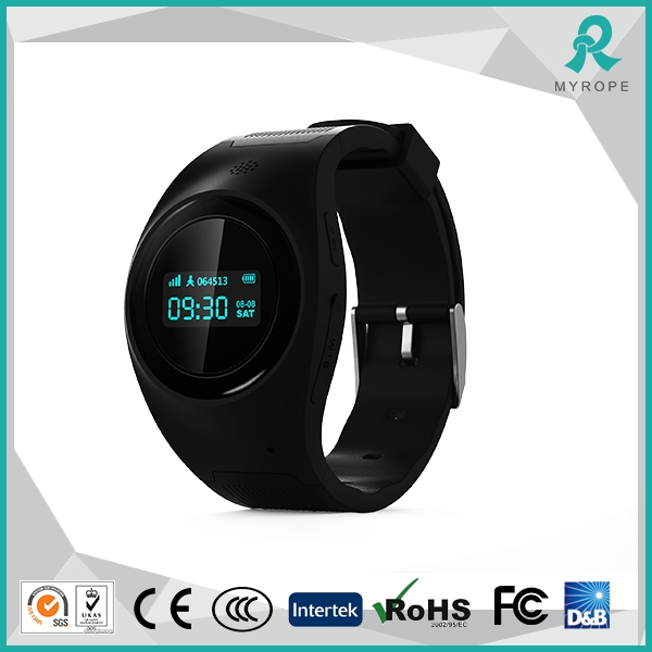 gps tracker watch,wrist gps watch for kids,adults,elderly R11