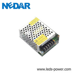 AC-DC Power Supply 25W 12V 2A Constant Voltage LED Strip Power Mode LED Power Supply 10W 15W 20W 25W 30W 36W 40W 50W