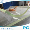PG Cell Cast Curved Acrylic Sheet Factories in China