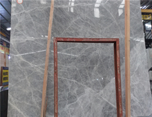 mordern size sunny grey marble