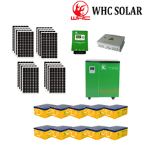 Best PV solution 20000 watts solar energy system with mono panel