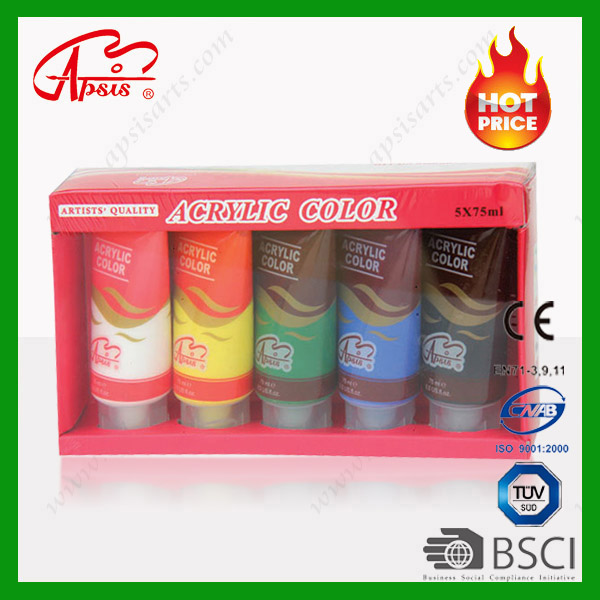 75ml water based acrylic paint price