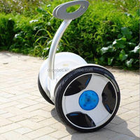 New product 2 wheels leg control electic bike self balancing electric chatiot balance scooter with 25kg weight