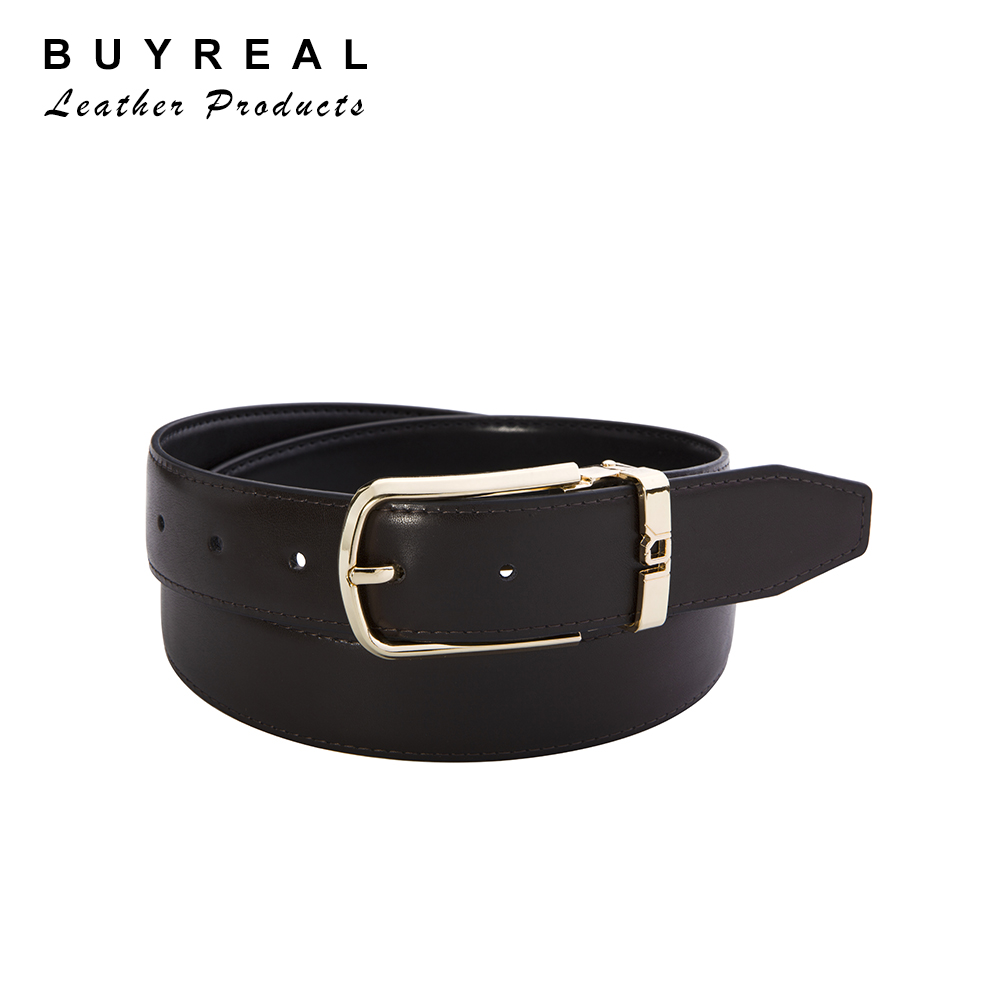 New Fashion Men's Casual Pin Buckle <strong>Belt</strong> Black/Brown