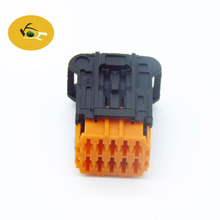 CNKF Auto connector Molex 0988161111 adapter socket with screw thread curve plastic connector cover