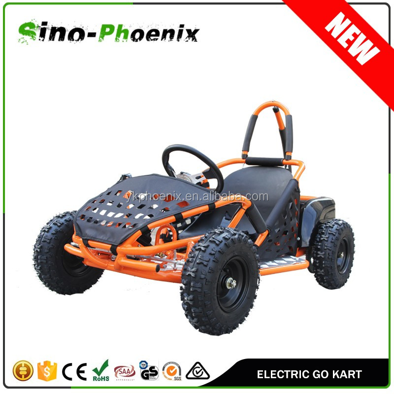 outdoor amusement park fast 48v 1000W electric racing go karts for sale ( PN80GK 1000W )