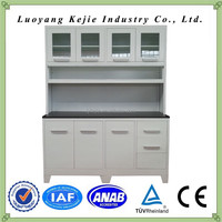 Commercial stainless steel storage cabinet/antique metal kitchen cabinet & stainless kitchen cabinet