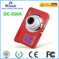 "Wholesale DC-530A 18MP 5x optcial zoom digital cameras photo camera 2.7"" 1080P digital video recorder DC-530A"