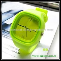 2011 New Silicon Watch with Changeable Strap