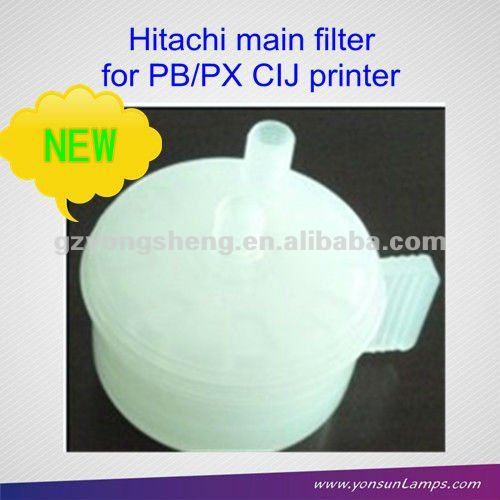 Main ink filter 451590 for Hitachi PB/PX inkjet printer for industry usage