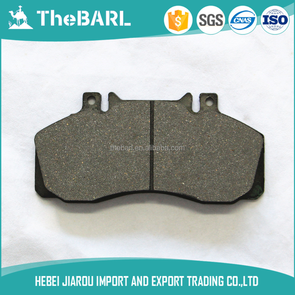 High Quality Hot sales Low MOQ Low-price Ceramic Low-metallic truck brake pad thickness gauge brkepad For German/USA Car