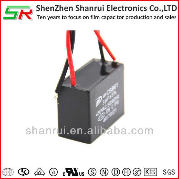 ceiling fan capacitor wire 4_Yuanwenjun.com