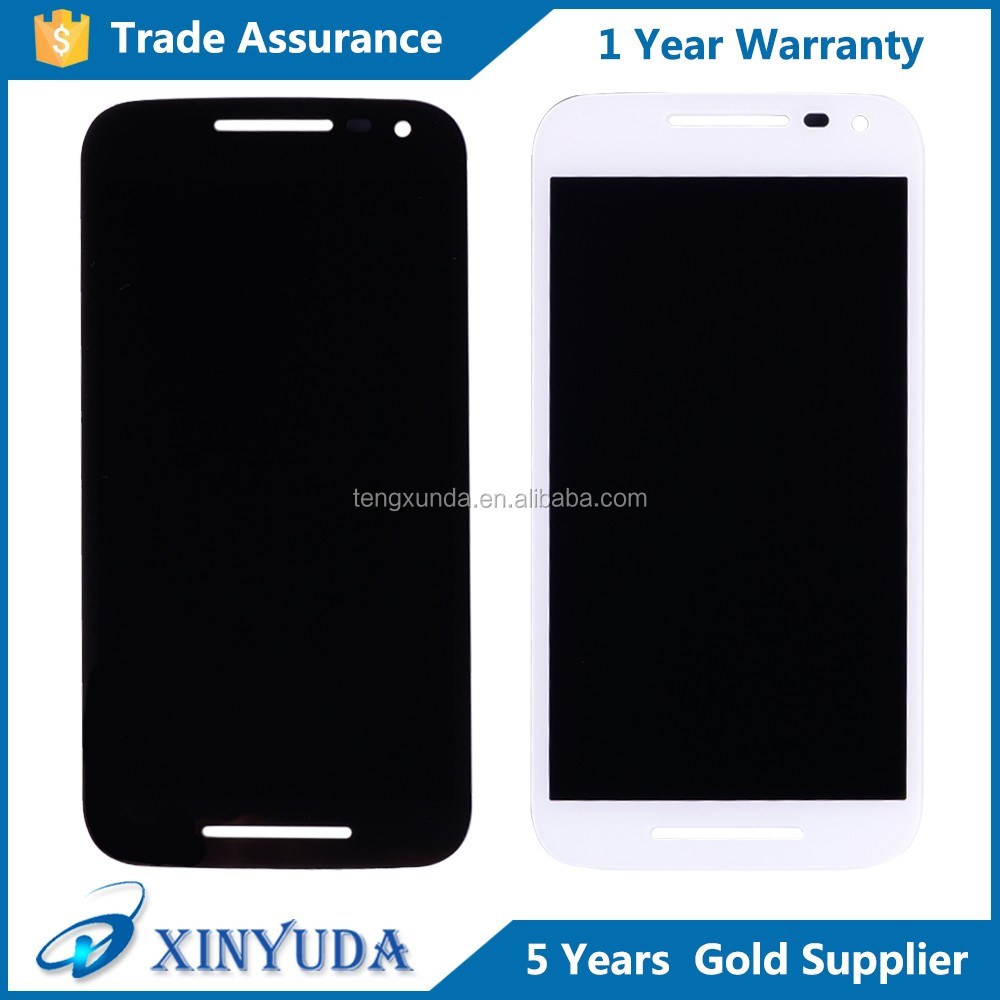 Factory sale replacement LCD display touch digitizer screen assembly for MOTO G3 <strong>G</strong> XT1540 XT1541