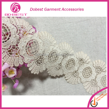 Garment Accessories Market In Guangzhou Guipure Lace Trim