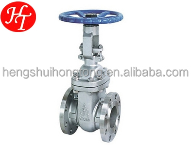 Stainless steel 304/316 gate valve 1000 wog