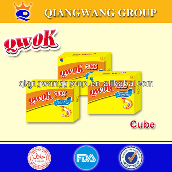 AFRICA HALAL 10G/CUBE*60*24 CHICKEN/BEEF SEASONING CUBE BOUILLON CUBE SHRIMP CUBE STOCK CUBE SOUP CUBE