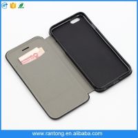Factory supply excellent quality flip magnetic cheap mobile phone case for Samsung