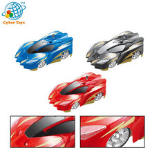 High Quality Strong Adsorption Power Remote Control Wall Climbing Car Toys