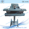 Aluminum body poot pedal direct heat impulse sealing machine for plastic bags