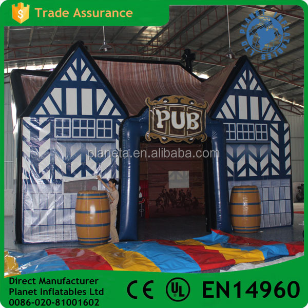 2016 Most Popular Durable Inflatable Bar For Sale
