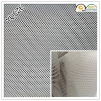 100% polyester tricot mesh fabric for pocket lining garment