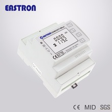SDM630M CT , Three Phase solar digital energy Meter with RS485 and bi-directional measurement ,CT: 1A/5A MID approevd