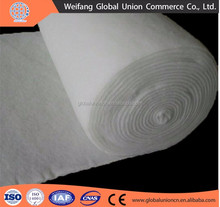 250g Professional production new type of construction materials non woven geotextile