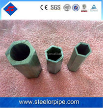 High Precision inner cylindrical hexagonal steel pipe