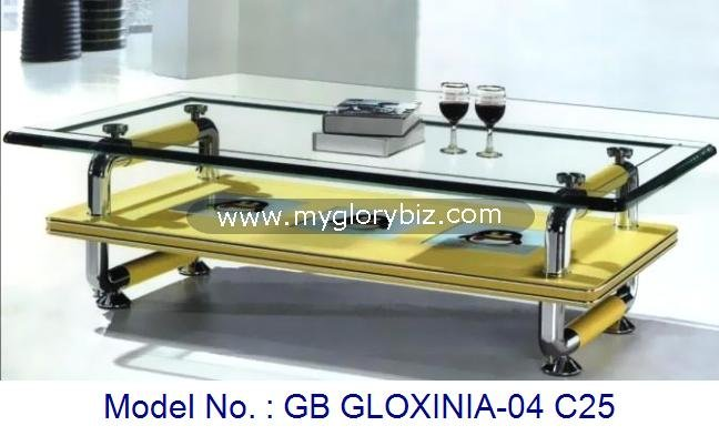 Coffee Tables, Glasstop Coffee Table, Living Table, Glass Furniture