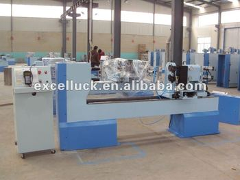 Hot sale 2 spindle CNC Wood turning lathe