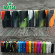 silicone rubber nebox starter kit case/sleeve/cover/skin 60w tc in stock , 19 colors are available New Authentic