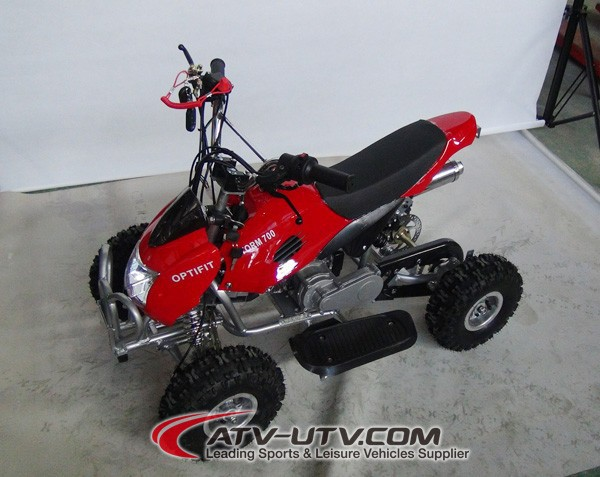 ECM approved single cylinder 2-stroke gas 49cc powered motor scooters