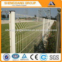 pvc fencing/ plastic children fence/ security fence(20 years factory)