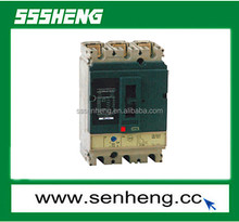 NS type moulded case circuit breaker 16A - 630A MCCB