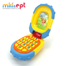 Hot sale battery operated kids cellphone musical baby mobile in low price