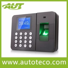 Biometric USB-client Ethernet Port Time Attendance Device