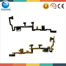 Mobile Phone Spare Parts Flex Cable For iPad Air,Factory Price Power Volume On & Off Control Flex Cable Replacement Part