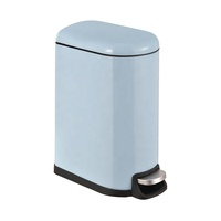3L ,5L color steel trash can dustbin sanitary bins