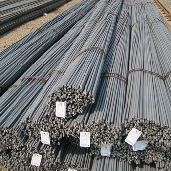BS4449 Standard B500C Hot Rolled Deformed Steel Bars with 16mm Size 6 - 12m Length for Reinforced Concrete Twisted Rebar