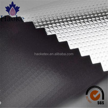 aluminum foil fabric / aluminum coated fabric / high light sun reflective fabric