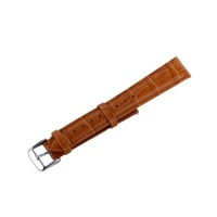2017 high quality handmade leather watch band 18mm 20mm 22mm
