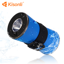 2018 Smart Waterproof Mini Portable Outdoor Wireless Speaker with FM radio for Car