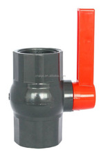High precision pvc ball Kitz valve at reasonable prices
