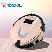 Factory Price Carpet Robot Vacuum Cleaner Intelligent Easy Home Rechargeable Cordless Sweeper