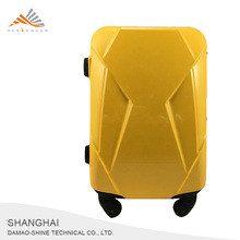PC Pull Rod ABS Trolley Case With 360 Degree Rotational Wheels