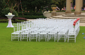 MONOBLOC PP tiffany chair for wedding from China Factory