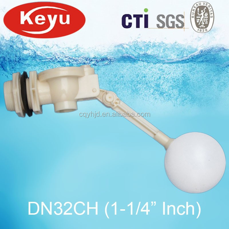 Auto Shut Off Water Valve Float Valve For Water Tanks DN32CH